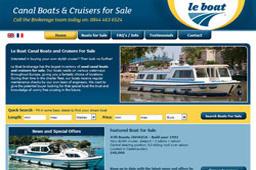 Pośrednictwo handlowe w Le Boat