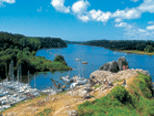 Region Bretania (Bretagne) – szlak turystyczny we Francji