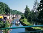 Region Burgundia FrancheFranche-Comté – szlak turystyczny we Francji