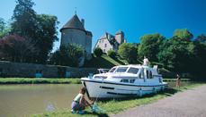 Szlaki dla barek turystycznych we Francji