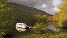 Szlaki dla barek turystycznych wSzkocji