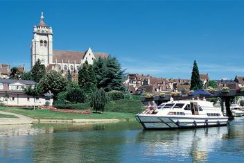 Region Burgundia Franche-Comté